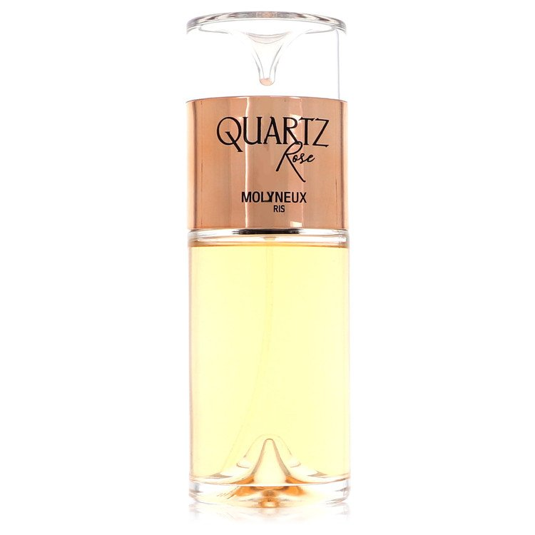 Quartz Rose Eau De Parfum Spray (Tester) By Molyneux 100ml