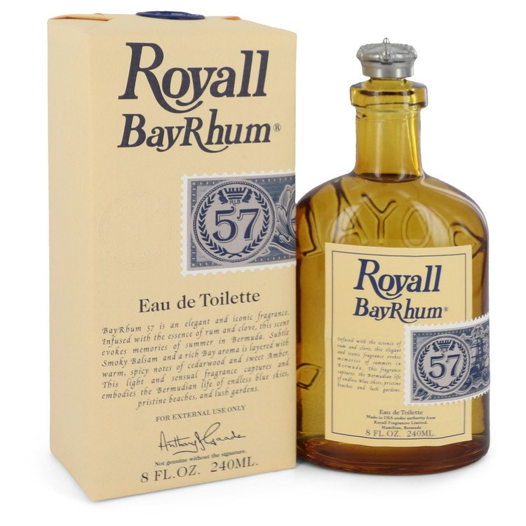 Royall Bay Rhum 57 Eau De Toilette By Royall Fragrances 240ml