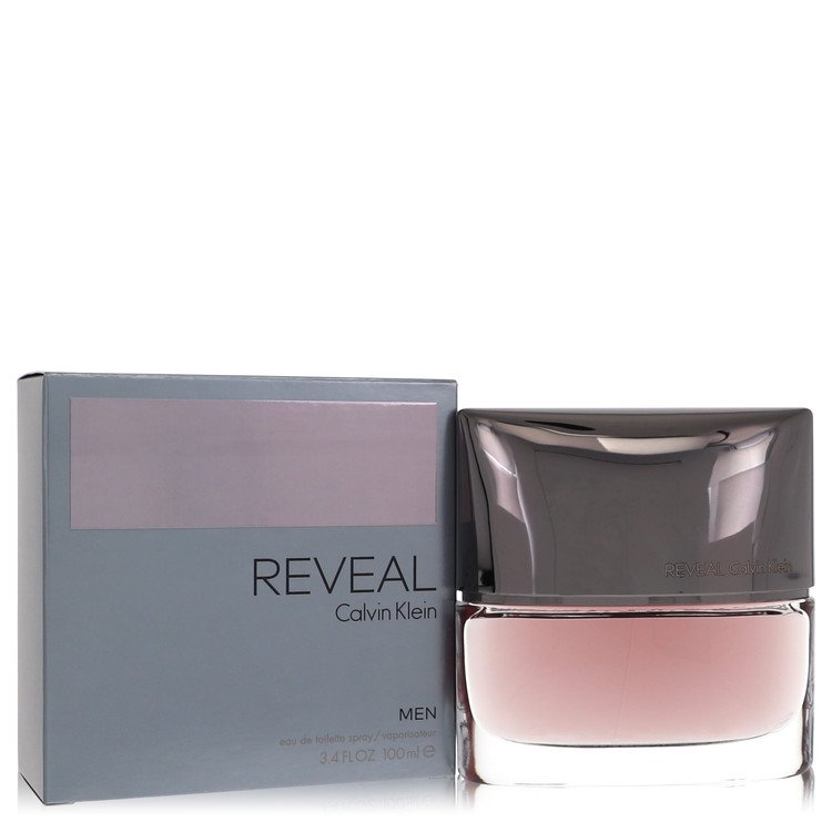 Reveal Calvin Klein Eau De Toilette Spray By Calvin Klein 100ml