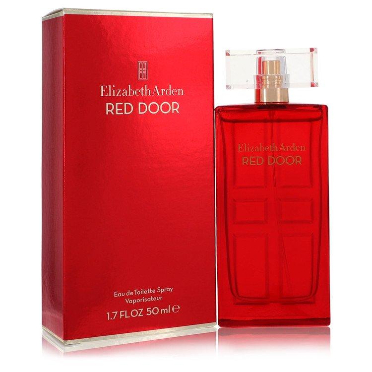 Red Door Eau De Toilette Spray By Elizabeth Arden 50ml