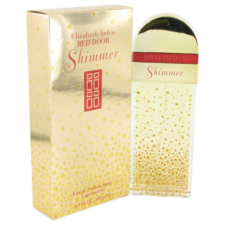 Red Door Shimmer Eau De Parfum Spray By Elizabeth Arden 100ml