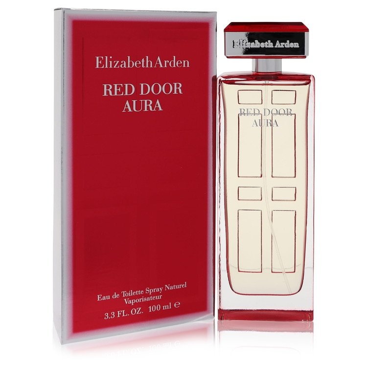 Red Door Aura Eau De Toilette Spray By Elizabeth Arden 100ml