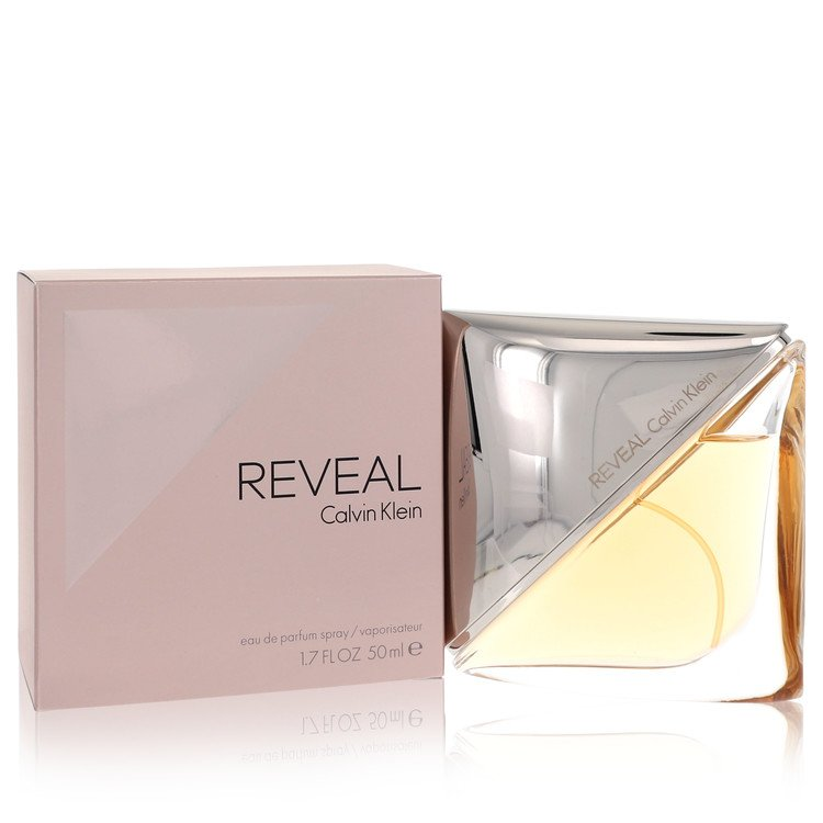 Reveal Calvin Klein Eau De Parfum Spray By Calvin Klein 50ml