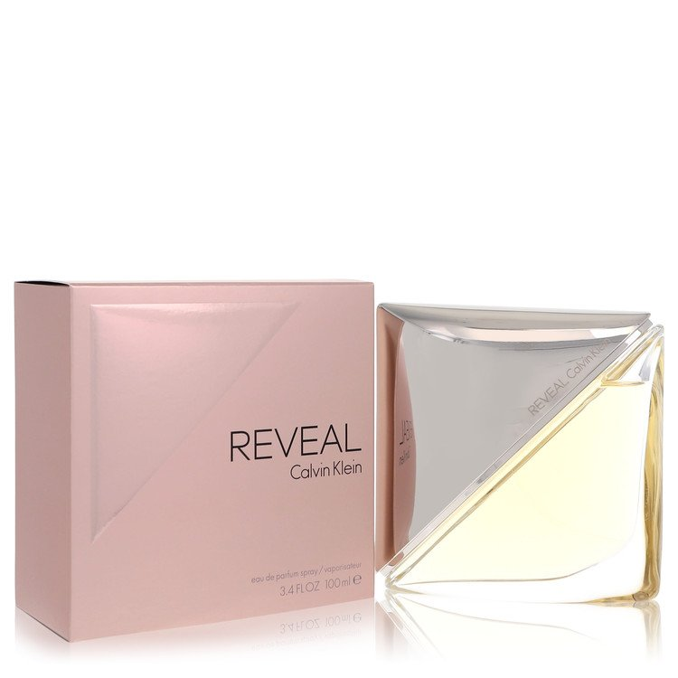 Reveal Calvin Klein Eau De Parfum Spray By Calvin Klein 100ml