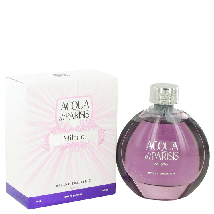 Acqua Di Parisis Milano Eau De Parfum Spray By Reyane Tradition 3.3oz