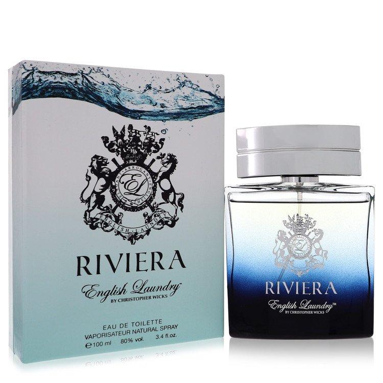 Riviera Eau De Toilette Spray By English Laundry 100ml