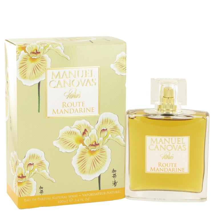 Route Mandarine Eau De Parfum Spray By Manuel Canovas 100ml