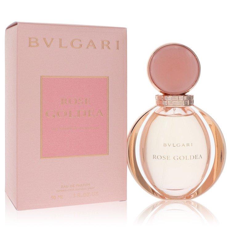 Rose Goldea Eau De Parfum Spray By Bvlgari 3.0oz