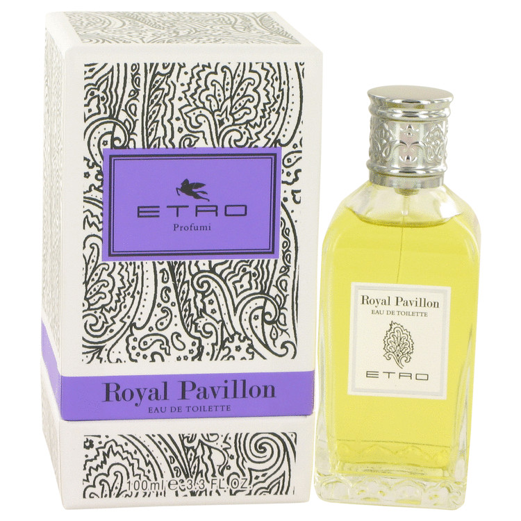 Royal Pavillon Eau De Toilette Spray (Unisex) By Etro 100ml