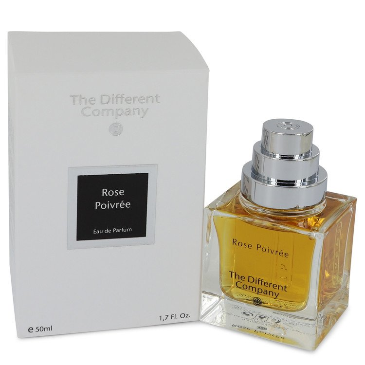 Rose Poivree Eau De Parfum Spray By The Different Company 50ml