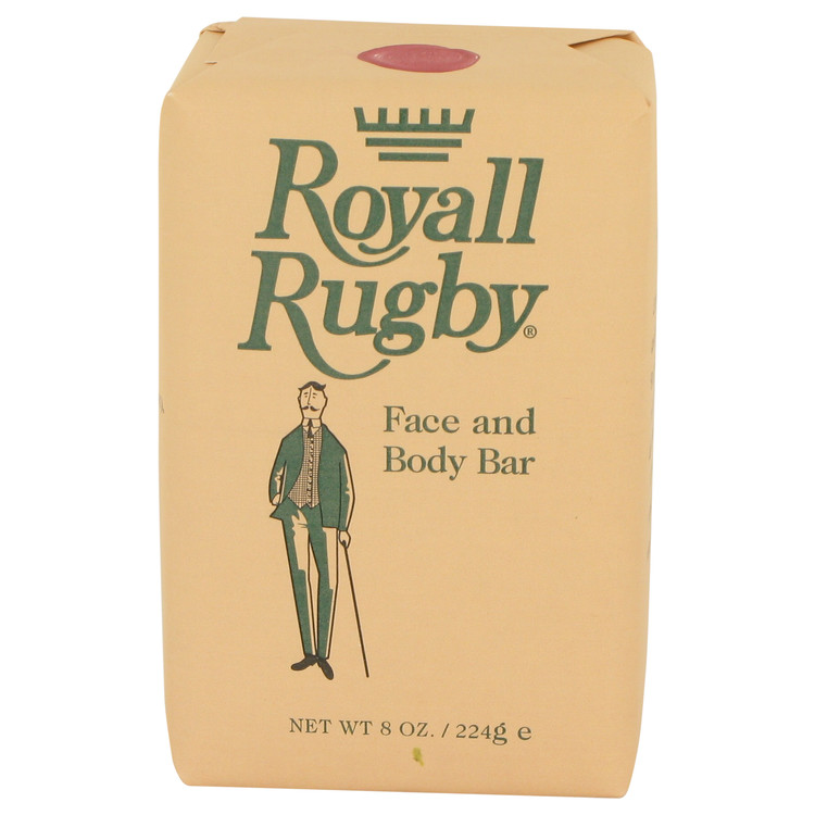 Royall Rugby Face and Body Bar Soap By Royall Fragrances 240ml