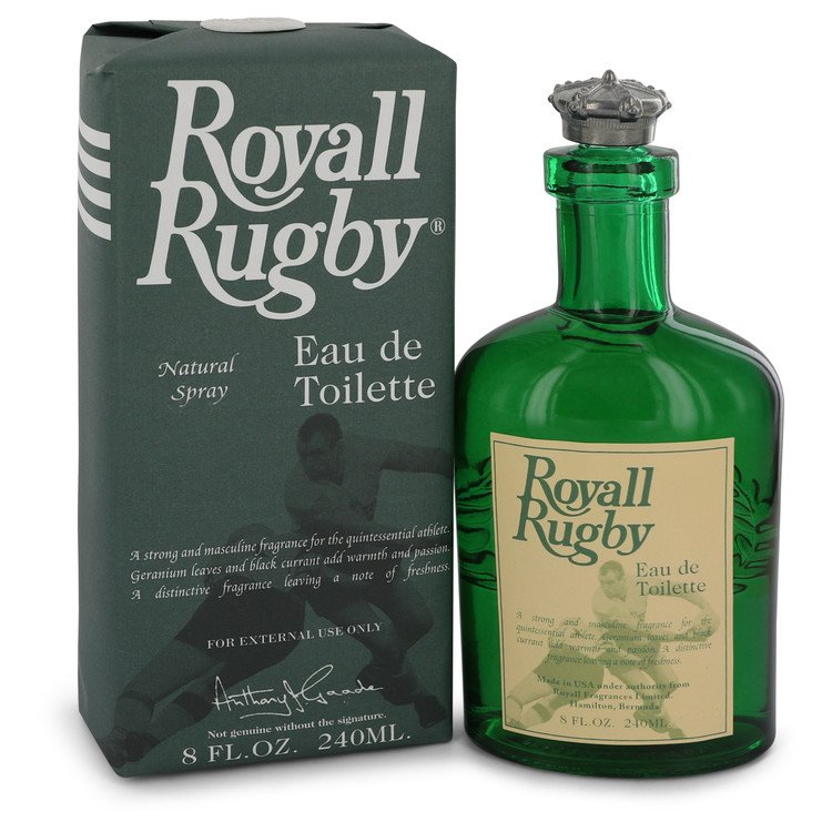 Royall Rugby All Purpose Lotion / Cologne Spray By Royall Fragrances 240ml