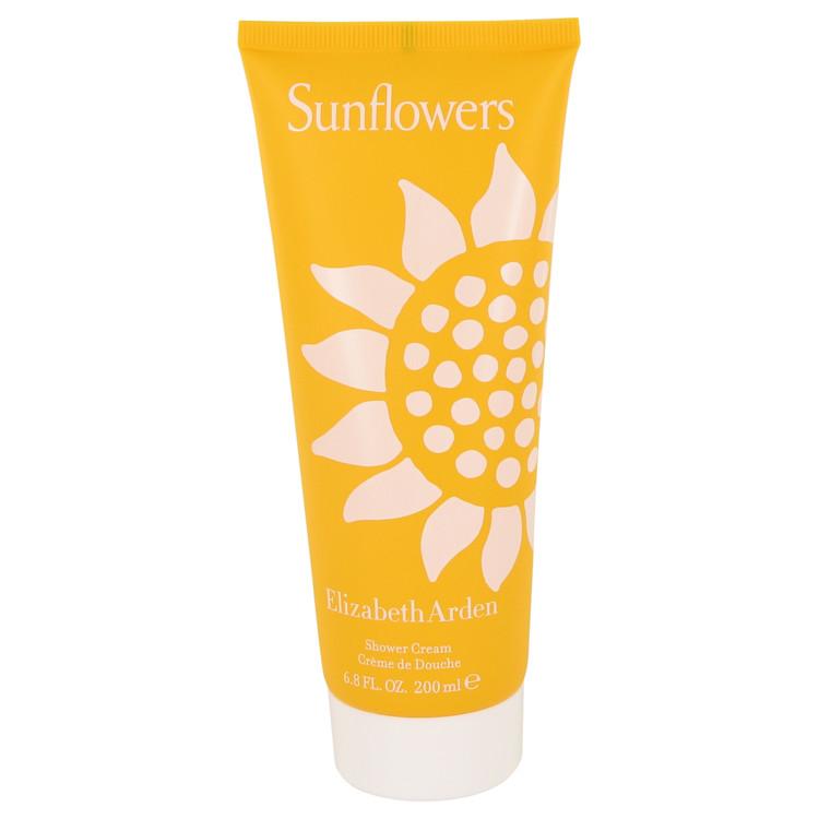 Sunflowers Shower Cream By Elizabeth Arden 200ml