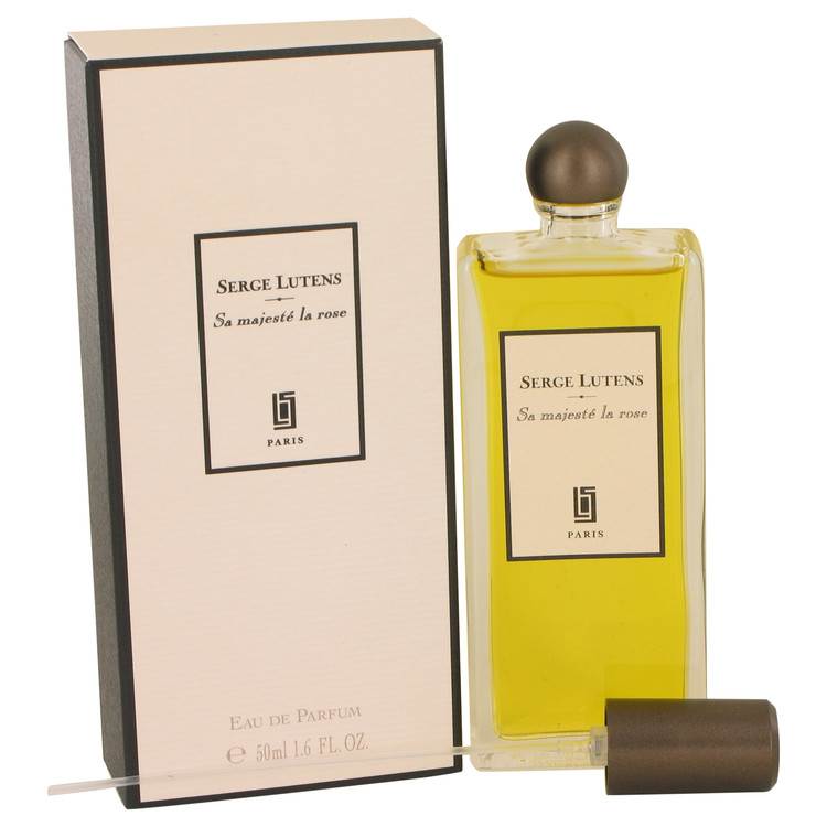 Sa Majeste La Rose by Serge Lutens for Men Eau De Parfum Spray (Unisex) 1.69 oz
