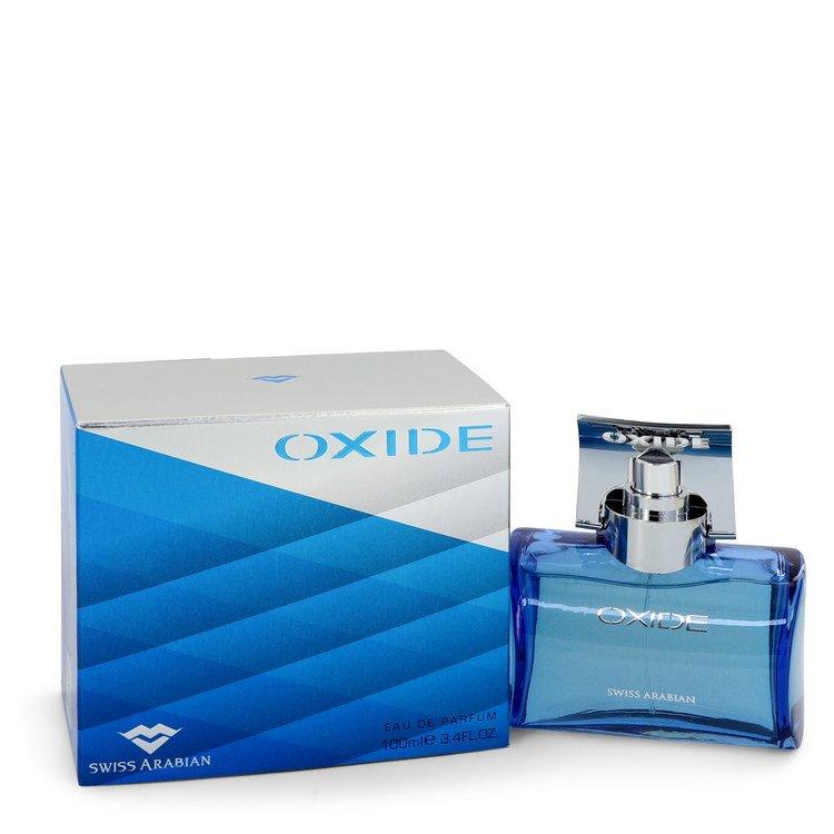 Swiss Arabian Oxide Blue Eau De Parfum Spray By Swiss Arabian 100ml