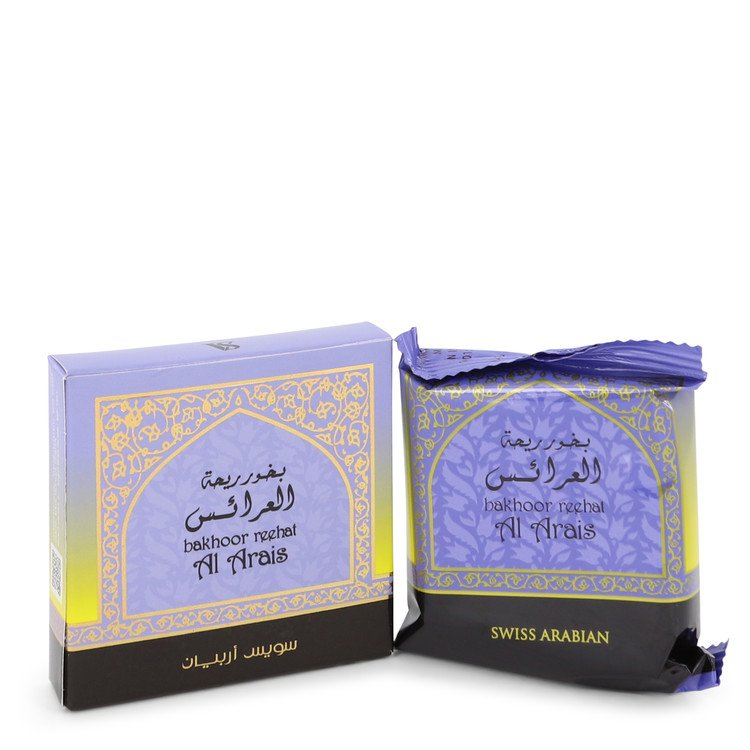 Swiss Arabian Rehat Al Arais Bakhoor Incense By Swiss Arabian 0ml