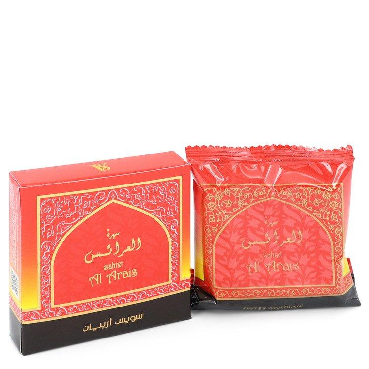 Swiss Arabian Sahret Al Arais Bakhoor Incense By Swiss Arabian 0ml
