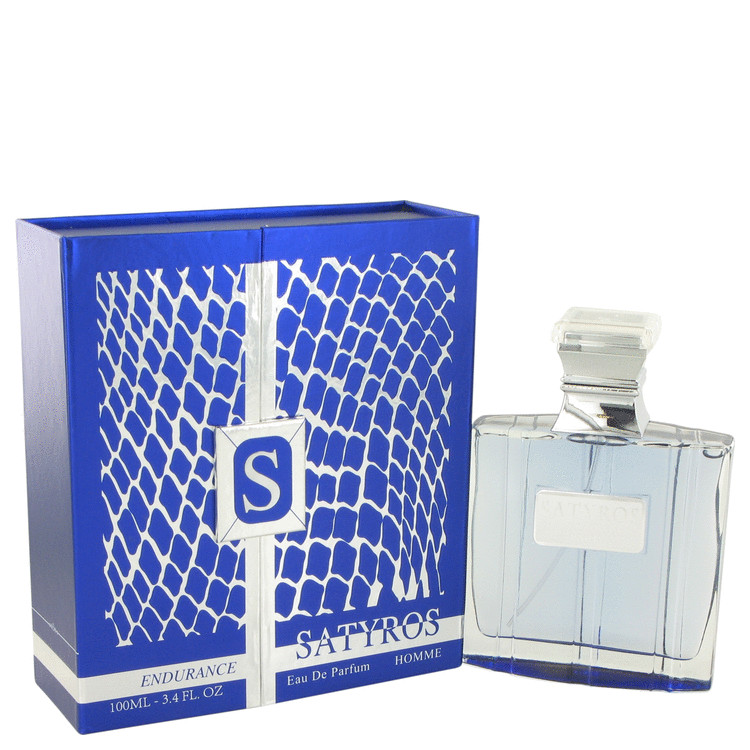 Satyros Endurance Eau De Parfum Spray By YZY Perfume 100ml