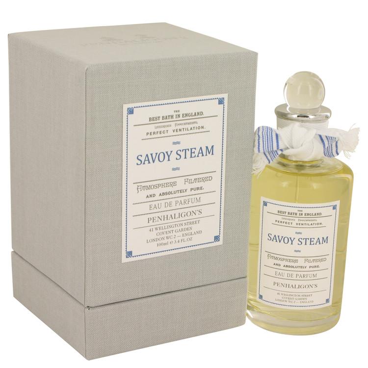 Savoy Steam Eau De Parfum Spray By Penhaligon`s 100ml