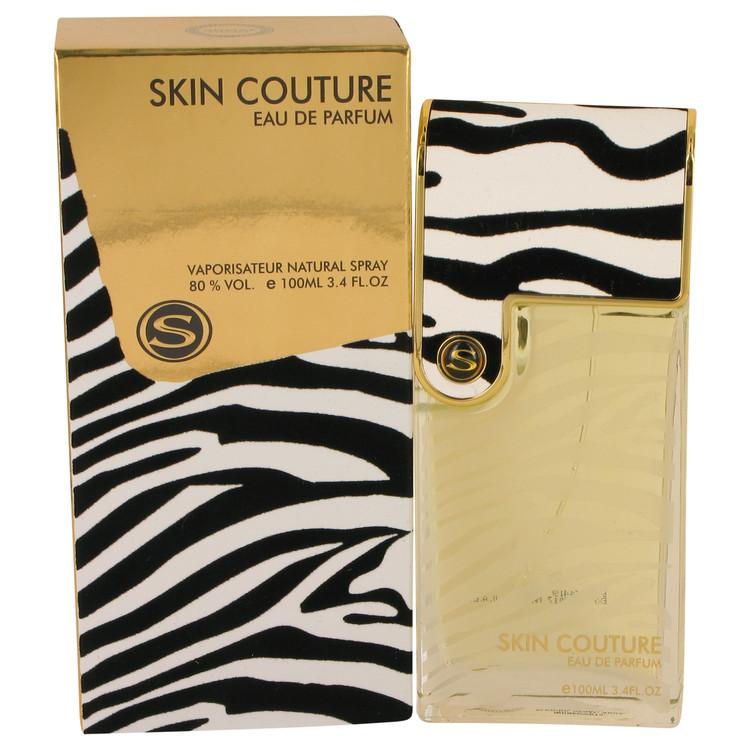 Armaf Skin Couture Gold Eau De Parfum Spray By Armaf 3.4oz