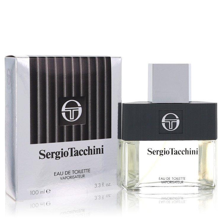 Sergio Tacchini by Sergio Tacchini for Men Eau De Toilette Spray 3.3 oz
