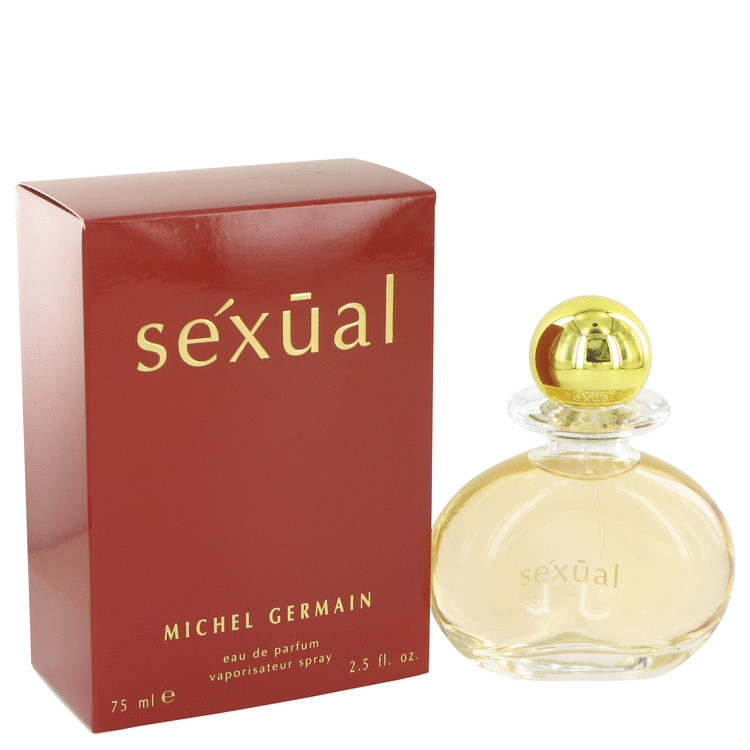 Sexual Eau De Parfum Spray (Red Box) By Michel Germain 75ml