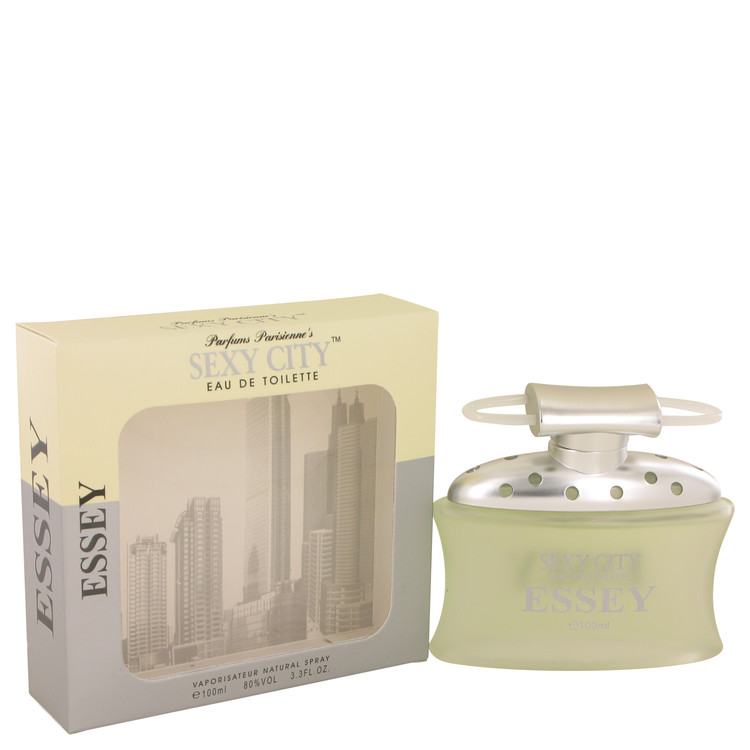 Sexy City Essey Eau De Toilette Spray By Parfums Parisienne 100ml