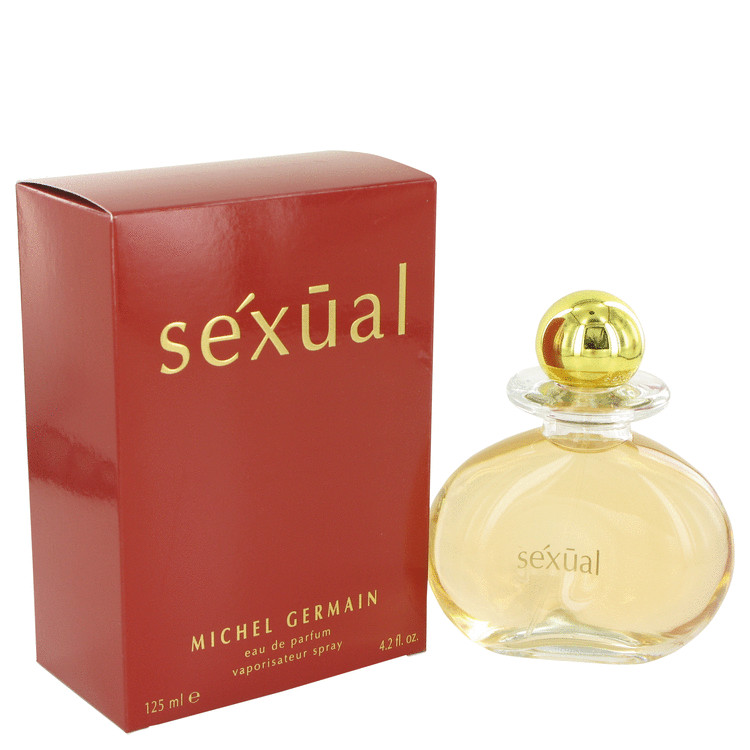 Sexual by Michel Germain for Women Eau De Parfum Spray (Red Box) 4.2 oz