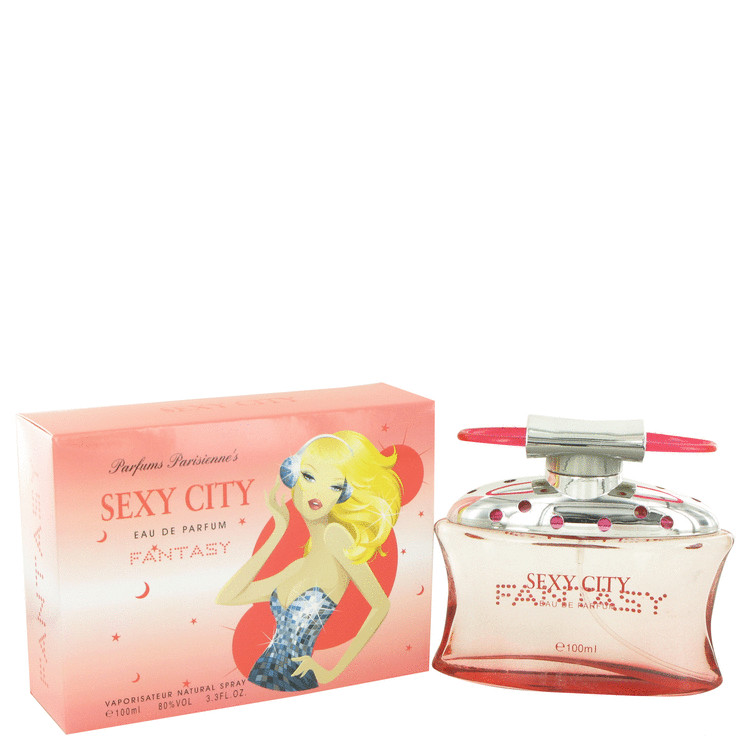 Sex In The City Fantasy Eau De Parfum Spray (New Packaging) By Unknown 100ml