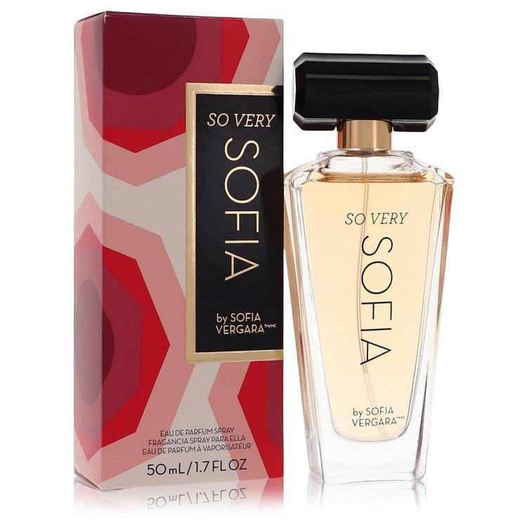 So Very Sofia Eau De Parfum Spray By Sofia Vergara 50ml