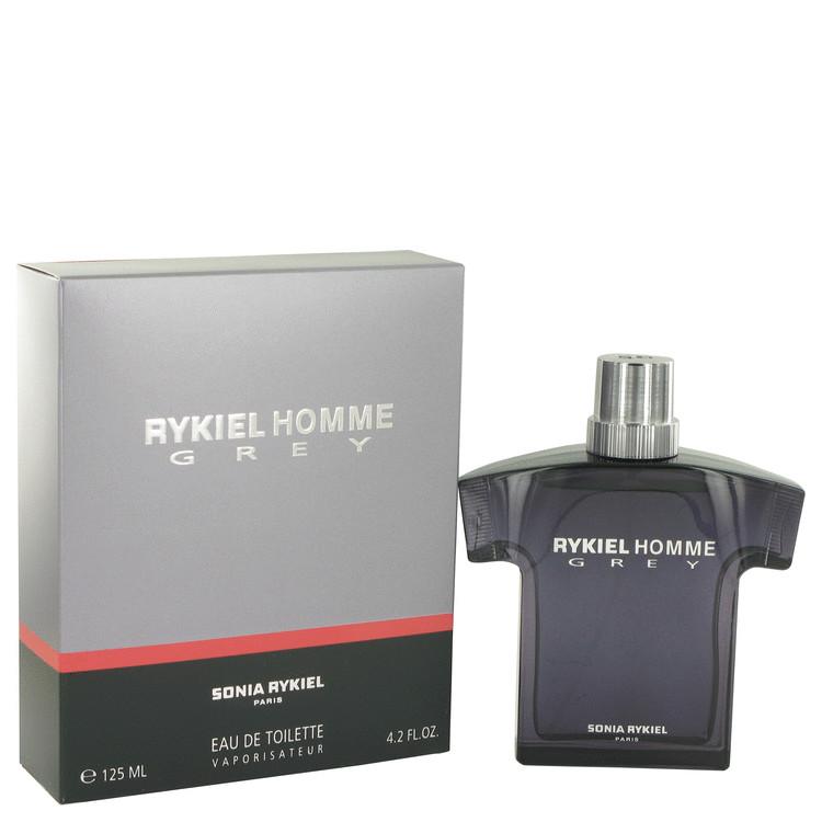 Rykiel Homme Grey by Sonia Rykiel for Men Eau De Toilette Spray 4.2 oz