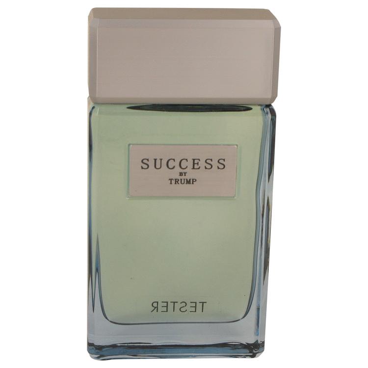 Success by Donald Trump for Men Eau De Toilette Spray (Tester) 3.4 oz