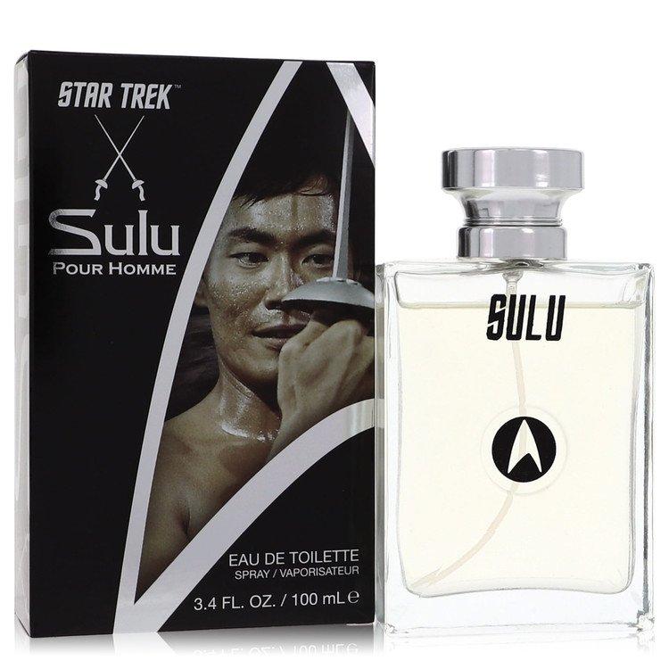 Star Trek Sulu Eau De Toilette Spray By Star Trek 100ml