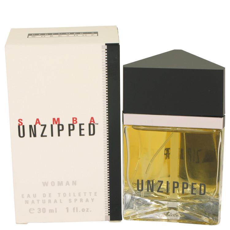 SAMBA UNZIPPED by Perfumers Workshop for Women Eau De Toilette Spray 1 oz