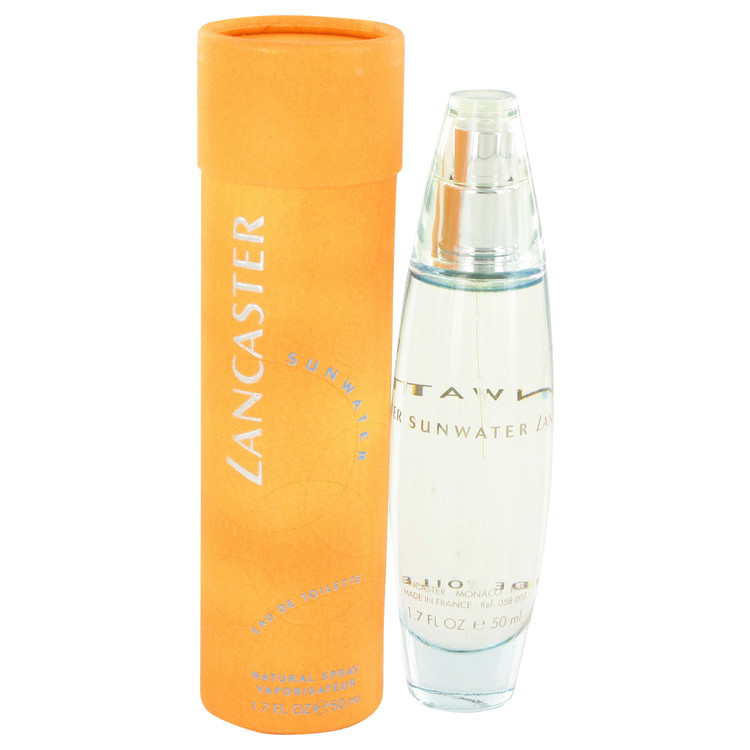 Sunwater Eau De Toilette Spray By Lancaster 50ml