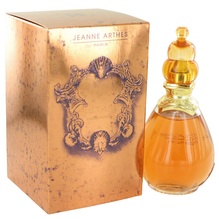Sultan by Jeanne Arthes for Women Eau De Parfum Spray 3.4 oz