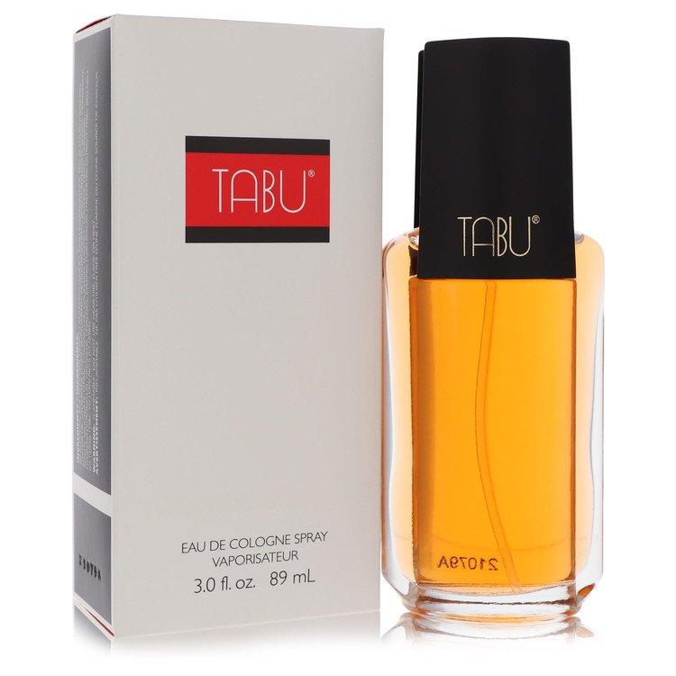 Tabu Eau De Cologne Spray By Dana 90ml