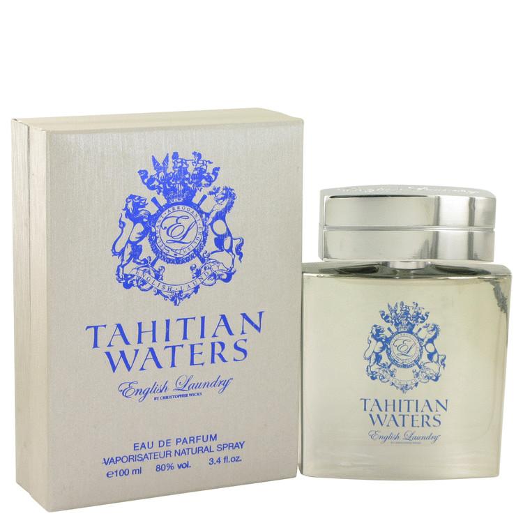 Tahitian Waters Eau De Parfum Spray By English Laundry 100ml
