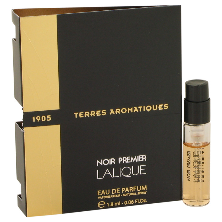 Terres Aromatiques by Lalique for Women Vial (sample) .06 oz