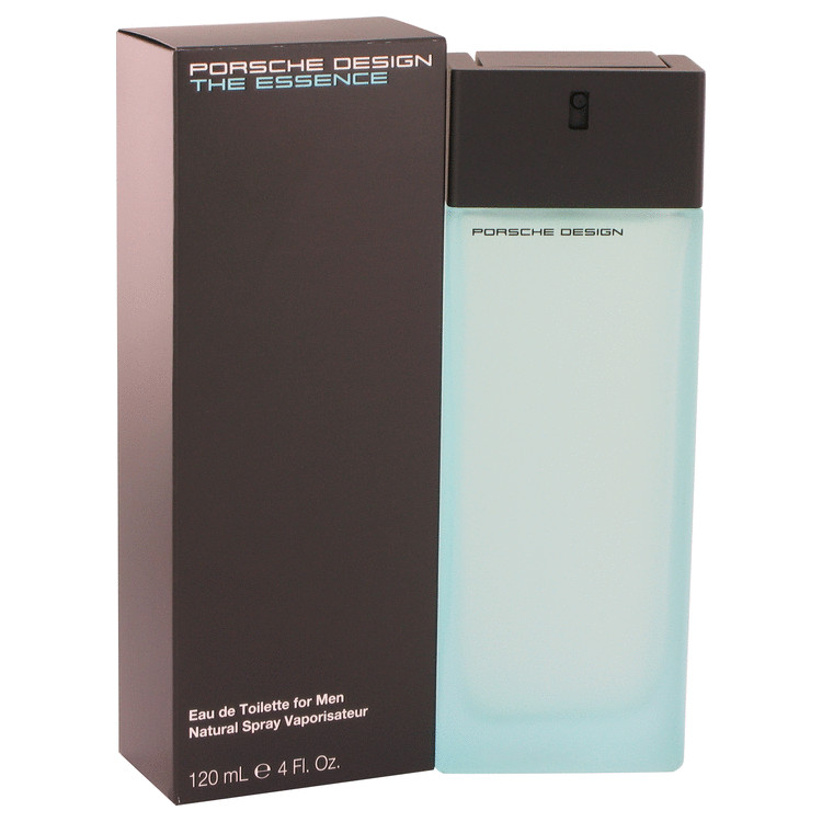 The Essence by Porsche Design for Men Eau De Toilette Spray 4 oz
