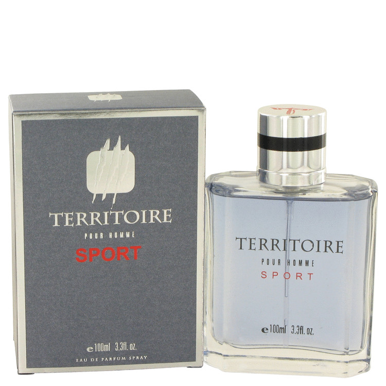Territoire Sport Eau De Parfum Spray By YZY Perfume 100ml