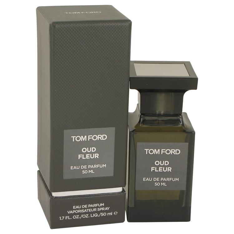 Tom Ford Oud Fleur Eau De Parfum Spray (Unisex) By Tom Ford 50ml