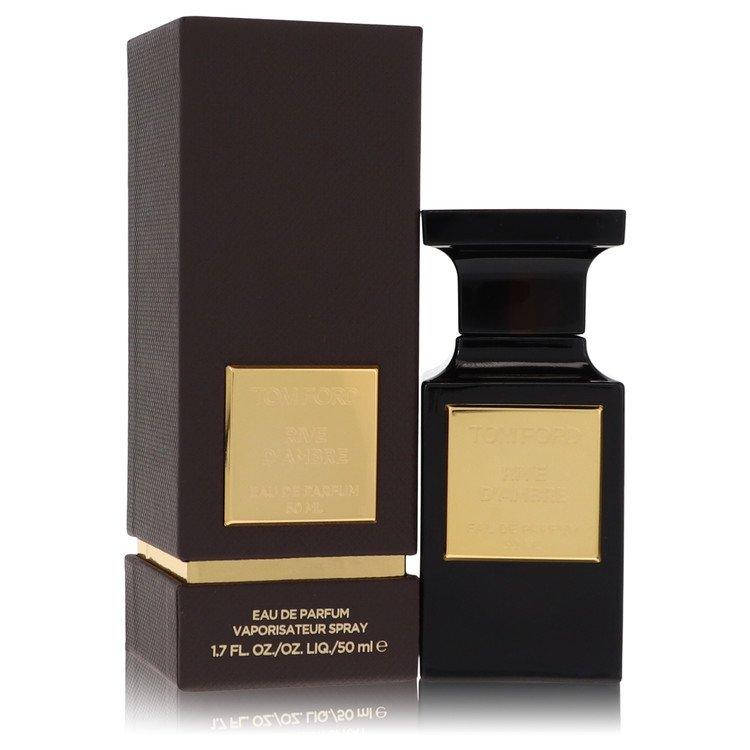 Tom Ford Rive D`ambre Eau De Parfum Spray (Unisex) By Tom Ford 50ml