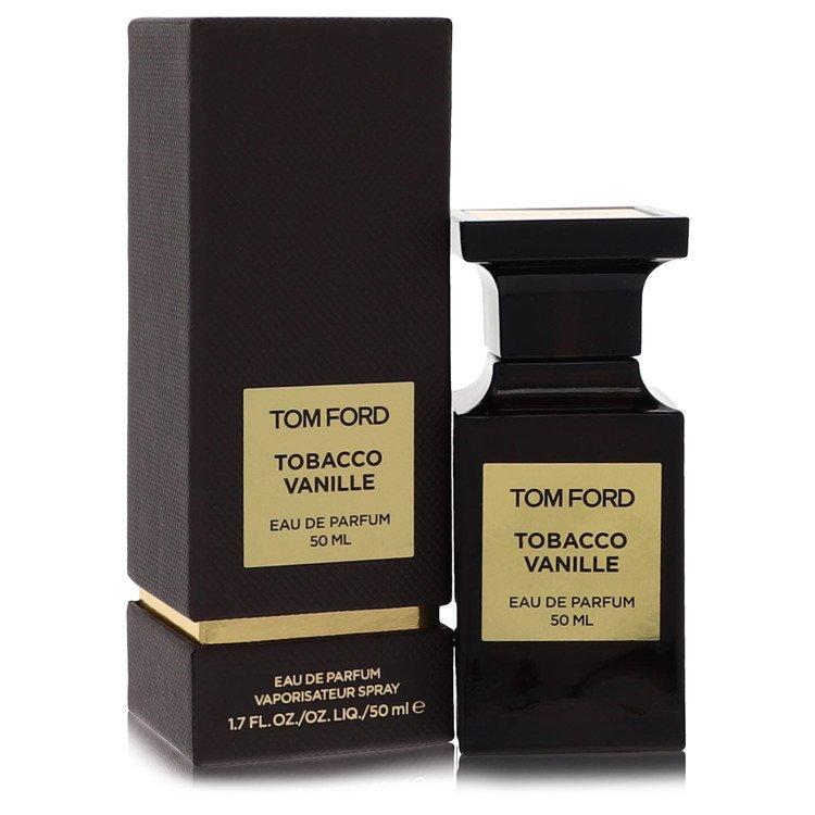 Tom Ford Tobacco Vanille Eau De Parfum Spray (Unisex) By Tom Ford 50ml