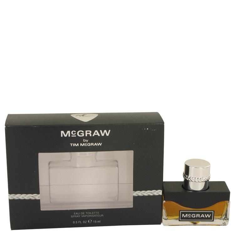 McGraw by Tim McGraw for Men Eau De Toilette Spray .5 oz