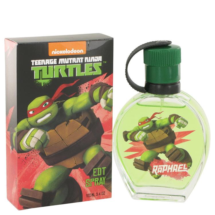 Teenage Mutant Ninja Turtles Raphael Eau De Toilette Spray By Marmol and Son 100