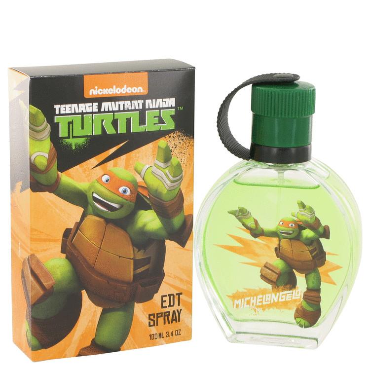Teenage Mutant Ninja Turtles Michelangelo Eau De Toilette Spray By Marmol and So