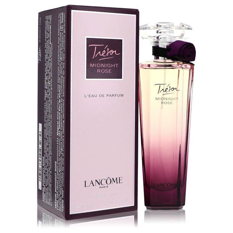 Tresor Midnight Rose Eau De Parfum Spray By Lancome 75ml