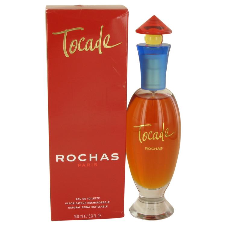 Tocade Eau De Toilette Spray Refillable By Rochas 100ml