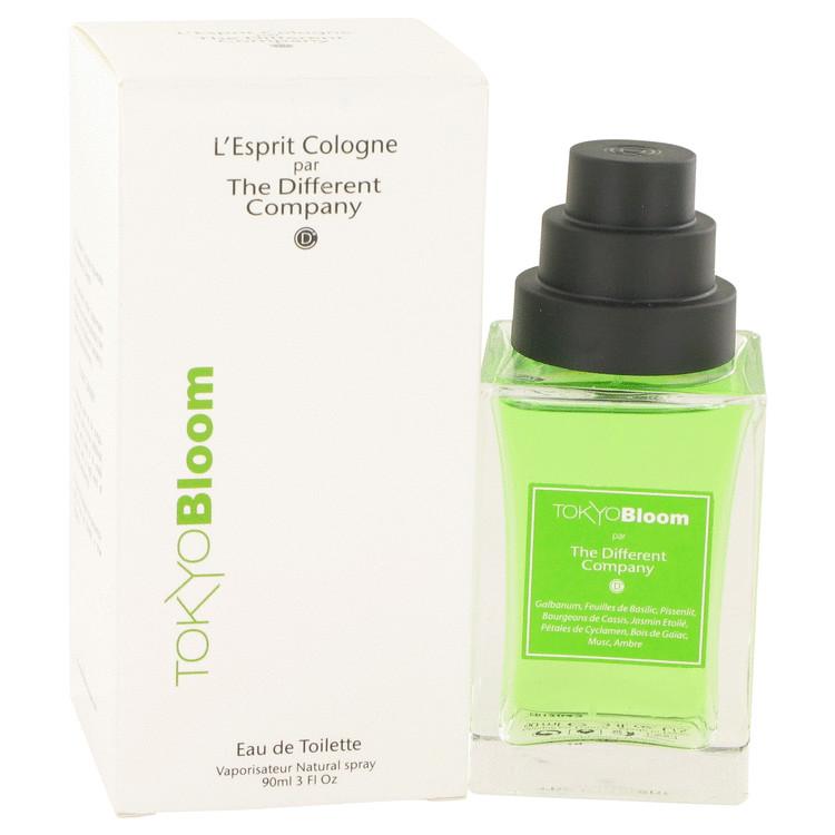 Tokyo Bloom Eau De Toilette Spray (Unisex) By The Different Company 90ml